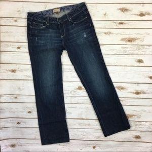 Paige 'Jimmy Jimmy' Boyfriend Jeans Size 29
